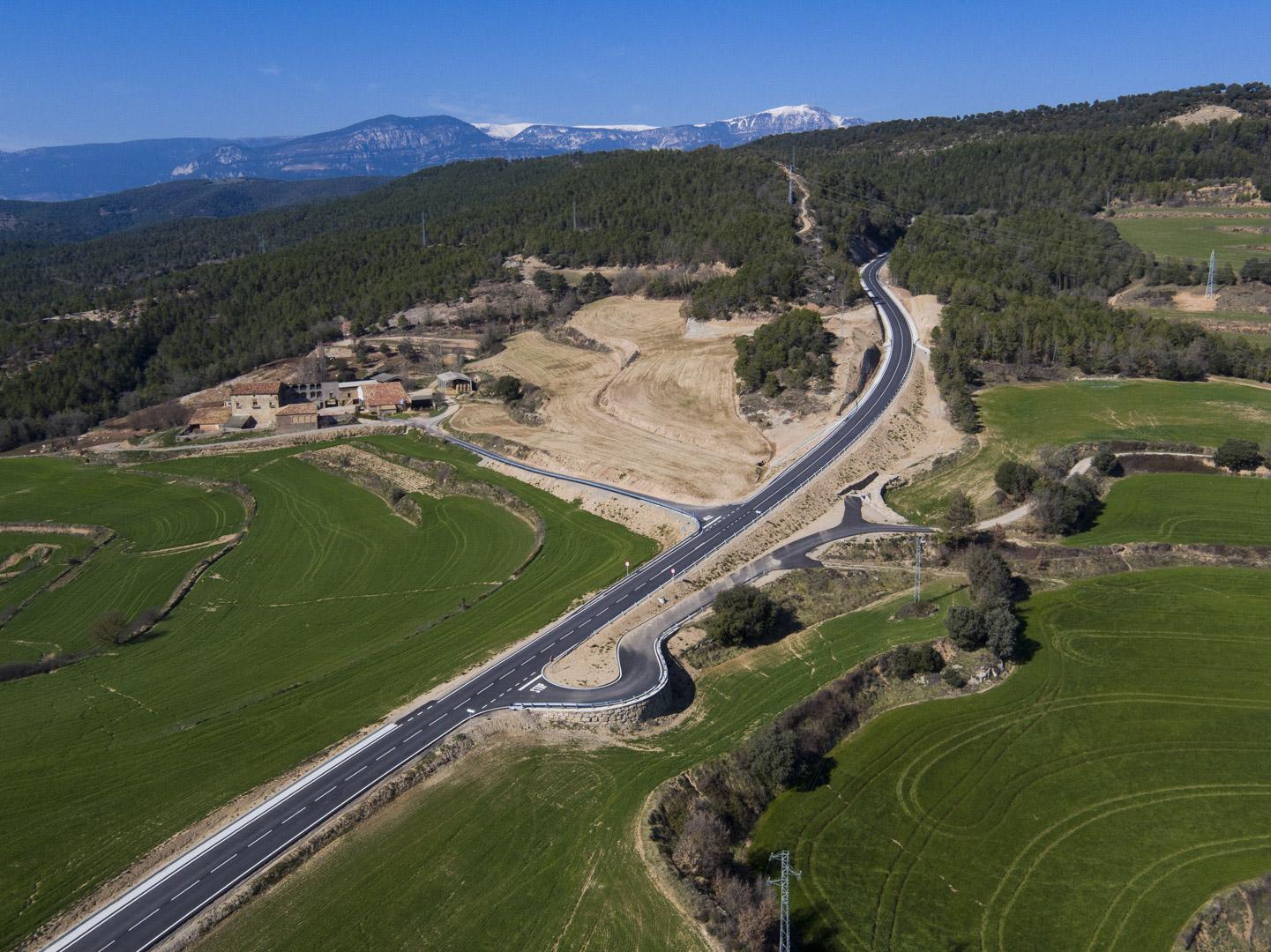 Documentación para la Diputación de Lleida.